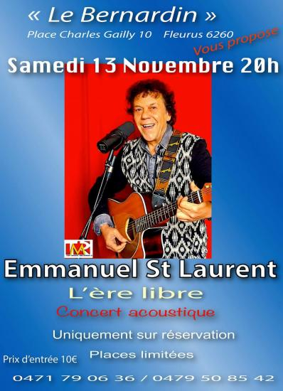 Emmanuel St Laurent